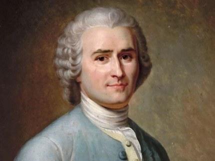 Представитель литературного сентиментализма, Жан-Жак Руссо
